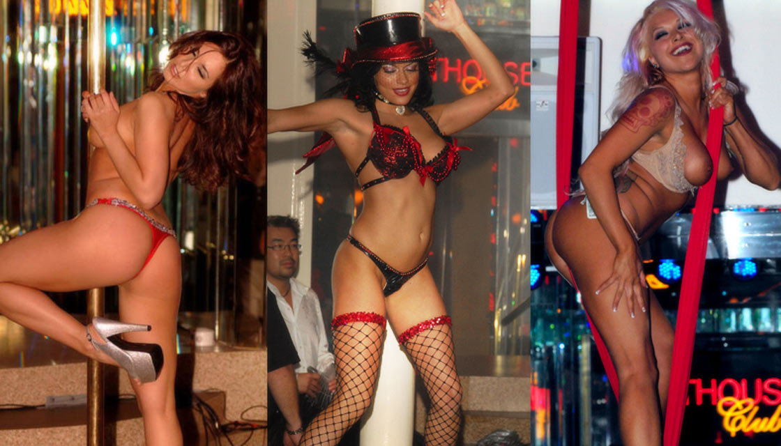 Bourbon Street Strip Club G String Awards Contestants Image - The Penthouse Club New Orleans