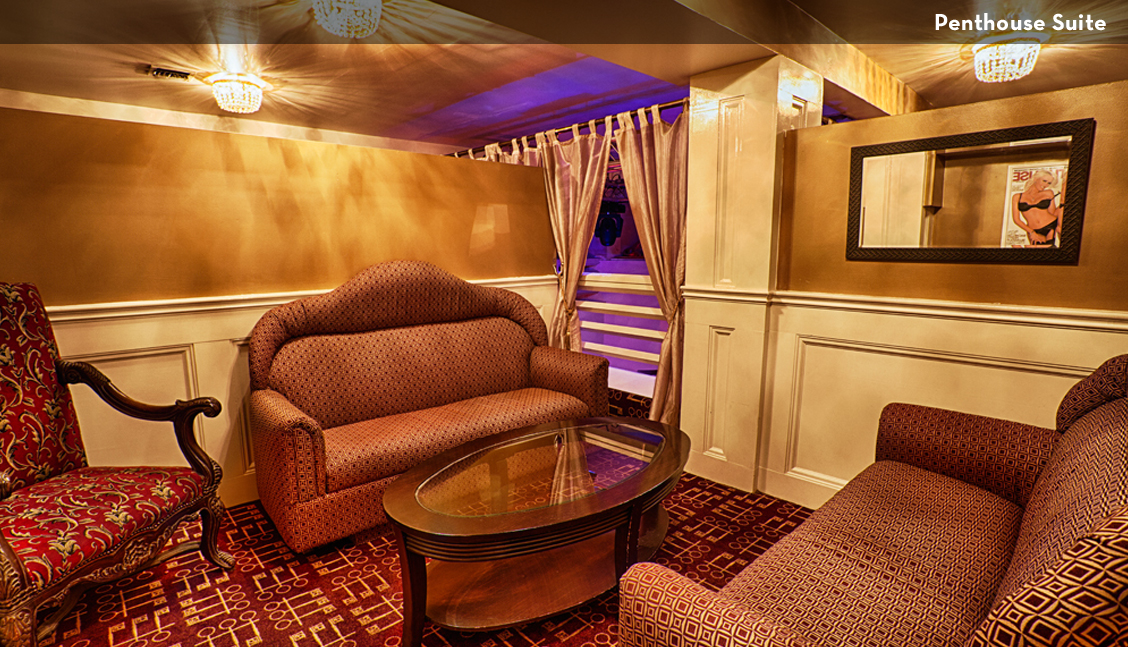 Strip Clubs In New Orleans, Penthouse Suite Photo - The Penthouse Club New Orleans