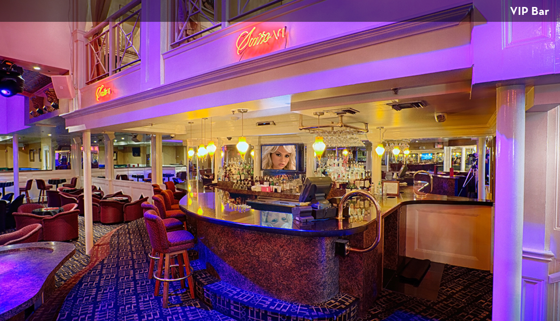 New Orleans Strip Clubs, VIP Bar Photo - The Penthouse Club New Orleans