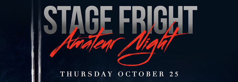 Stage Fight Amateur Night